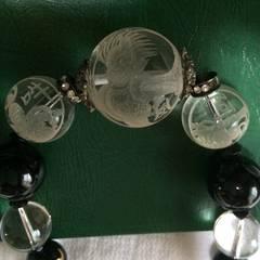 数珠玉ネックレス