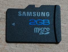 中古◇SAMSUNGマイクロ32GB サムソンmicroSD2GB  おまけ付