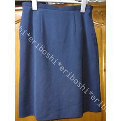汎用性◎紺リクルートスーツスカートのみ