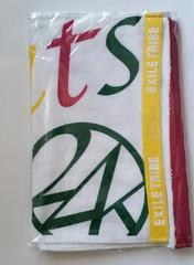 24Karats フェイスタオル/EXILE/新品未開封