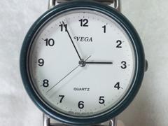 4086/シチズン☆VEGAベガシリーズ★爽やかなデザインホワイトCOLORダイヤル