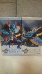未開封 モンハン DXハンター フィギュア ラギアXシリーズ 2012