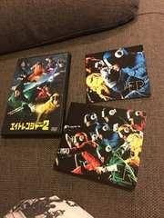 エイトレンジャー2DVDレンタル落ち研磨済み関ジャニ∞ CD ER