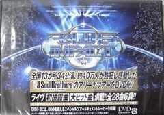 新品*DVD2枚組三代目JSoulBrothers LIVETOUR2014 BLUEIMPACT
