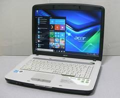 即使えるWin10*Office/DVD焼/Wi-Fi/高性能Core2*人気のスタイリッシュ