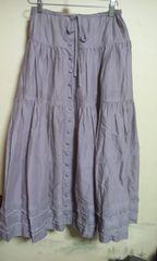 ピンクハウス カネコイサオ スカート 薄紫
