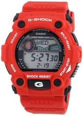 カシオ Gショック 赤 G−7900A−4