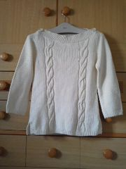 組曲ボートネック☆シンプルななサラッと着れるセーター/送料360円