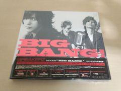 BREAKERZ CD「BIG BANG!」DAIGO AKIHIDEトレカ DVD付初回盤A●