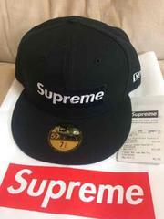 Supreme シュプリーム17S/S新作New Era Playboy Box Logo BB CAP