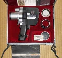 昭和のKONIKA single-8 6TL 8mmカメラ