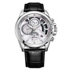 腕時計 メンズ スケルトン ファション