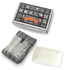 送料無料スーパーヒット香の石鹸超癒しソープ