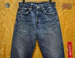 ◆廃盤◆リーバイス03501-01・W29(79cm)・股下75cm
