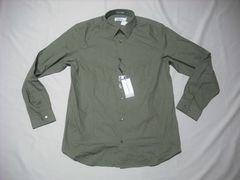 fy869 男 CK CALVIN KLEIN カルバンクライン 長袖シャツ Mサイズ