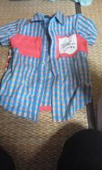 丸高衣料 タンクトップ&半袖シャツ 95