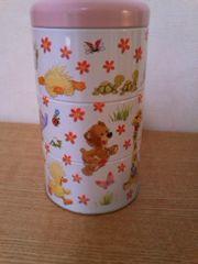 スージーズー3段型お菓子空き缶