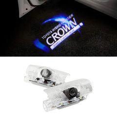 LED ロゴカーテシランプ CROWN/クラウン車用