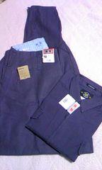 寅壱【4441ダークパープル】トビシャツ3L、超超90cm