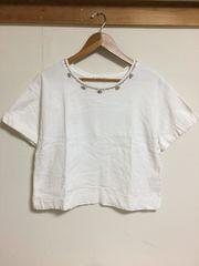 final deasion ビジューTシャツ