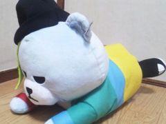 KRUNK×BIGBANG超BIG寝そべりぬいぐるみ38�pG-DRAGON