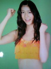 「PSP AKB1/149恋愛総選挙特典生写真 阿部マリア」AKB48アイドルフォト水着