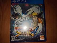 NARUTO  ナルト疾風伝/ナルティメットストーム4/PS4