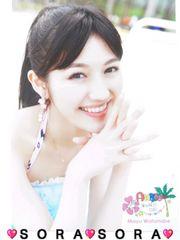 【AKB48 渡辺麻友】海外旅行日記〜ハワイはハワイ〜DVD特典生写真�B