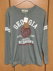 新品★タグ付きMサイズ長袖Tシャツ\350スタ