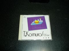 CD「小室哲哉/木根尚登(TMネットワーク)作品集/BGM」89年盤