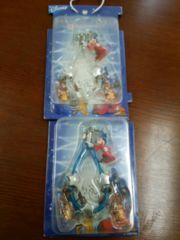 ディズニー・キャラクター●ミッキーマウス■ファンタジア/携帯ストラップ2種セット