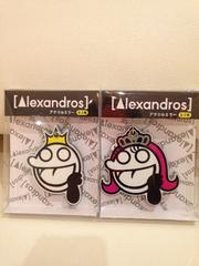 アレキサンドロス-Alexandros-アクリルミラー全2種セット♪
