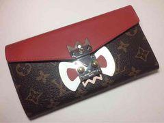Louis Vuitton モノグラム パラス トライバルマスク 長財布