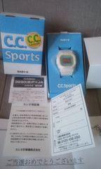 C.C.スポーツ/C.C.レモンオリジナルカシオBABY-G当選品�A