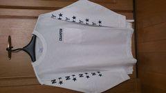 激安52%オフ今期アメカジ、チャンピオン、長袖Tシャツ(新品タグ、白、L)