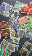 15円切手バラいろいろ50枚新品未使用品  1550