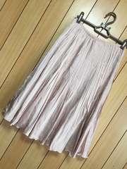 新品タグ付きROPE★プリーツスカート