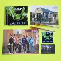 レア★B.A.P【日本版特典】フォトカード1枚など8点★特典 DVD デヒョン