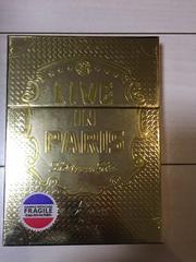 L'Arc-en-ciel☆LIVE IN PARIS☆DVD☆DISC二枚組み