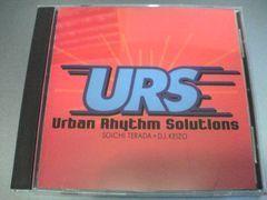 URS CD アーバン・リズム・ソリューシ廃盤