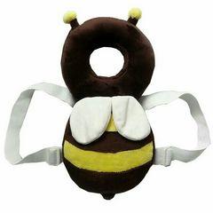 赤ちゃん頭保護 可愛いミツバチ