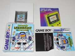 GB★DEXTER'S LABORATORY ROBOT RAMPAGE 海外版