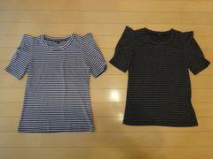 EMODA エモダ トップス Tシャツ2枚セット