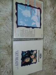 《2unlimited/GET READY》【CDアルバム】ディスコ