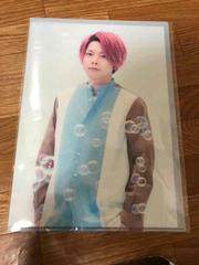 NEWS LIVE TOUR 2017 NEVERLAND 増田貴久 クリアファイル