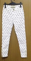 MALENE BIRGERマリンなデザインパンツ  25サイズ