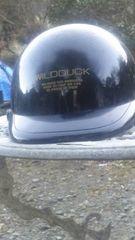 ワイルドダックハーフヘルメット