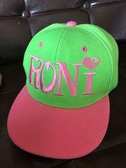 RONI ロニィ キャップ帽子可愛いフリーサイズ女の子