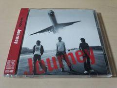 w-inds. CD「Journey」ウインズ初回限定盤DVD付●