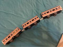 プラレール◆JR中央線快速◆三車両セット